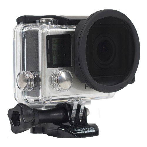 PolarPro Polarized Filter GoPro Hero3+ & Hero4 Standard Housing Glass