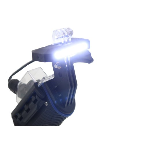 PolarPro PowerGrip H20 Battery Grip Bundle + LED Light