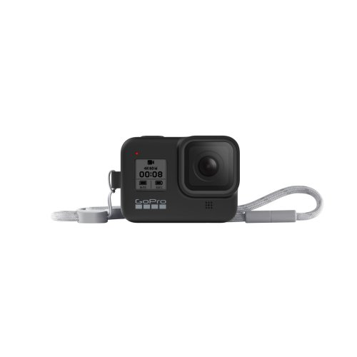GoPro Sleeve + Lanyard (HERO8 Black) Blackout