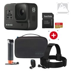 G4A Adventure Bundle - GoPro HERO8 Black