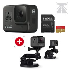 G4A Car Bundle - GoPro HERO8 Black