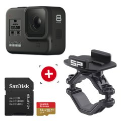 G4A Bike Bundle - GoPro HERO8 Black